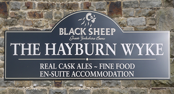 The Hayburn Wyke Country Inn, Scarborough.